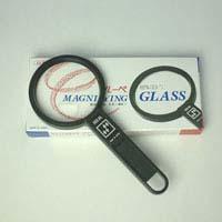 拡大鏡 プラスチックレンズ [手持ちルーペ 虫眼鏡 虫めがね 天眼鏡] アイデアルルーペ 1120-P 2.5倍&4.5倍 65mm 池田レンズ