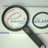 拡大鏡 プラスチックレンズ [手持ちルーペ 虫眼鏡 虫めがね 天眼鏡] アイデアルルーペ 1150-P 2倍&4倍 100mm 池田レンズ