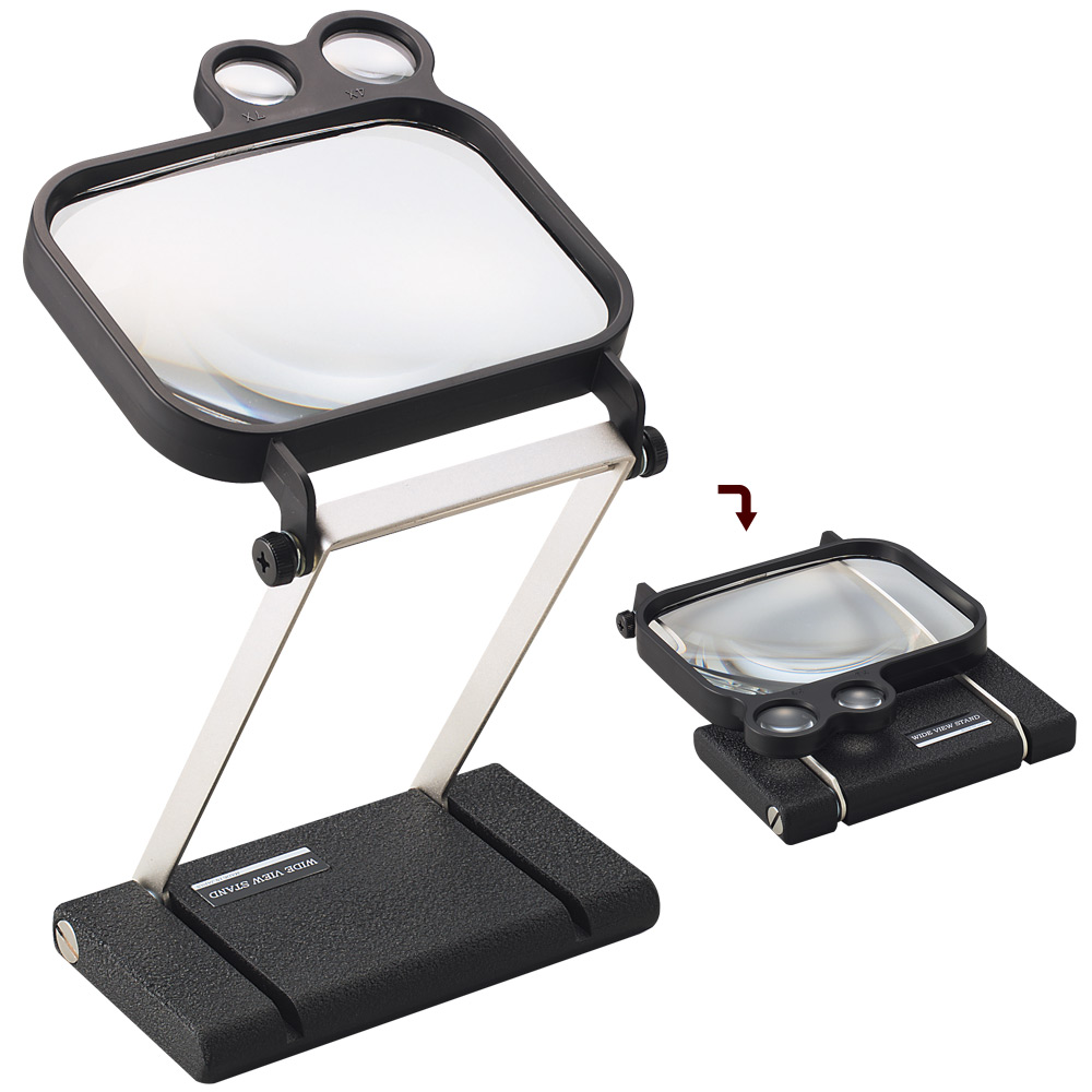 Wide View Stand Magnifier 1.8x