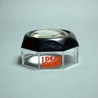 虫眼鏡 デスクルーペ 1810 4倍 50mm 池田レンズ ルーペ デスクルーペ 拡大
