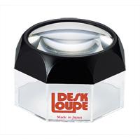 虫眼鏡 デスクルーペ 1820 3.5倍 60mm 池田レンズ ルーペ デスクルーペ 拡大