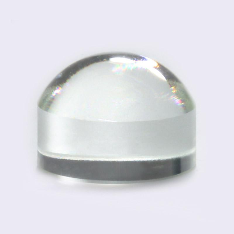 【◆定形外郵便送料無料】 ペーパーウェイトルーペ 小 文鎮 5倍 40mm ルーペ 拡大鏡 虫眼鏡 池田レンズ