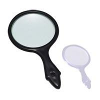 虫眼鏡 花形ルーペ 220 3.5倍 36mm 池田レンズ
