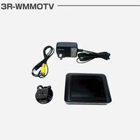 マイクロスコープ デジタル 顕微鏡 専用液晶TVケーブルセット 2.4GHz ワイヤレス 3R-WMMOTV エニティ Anytyシリーズ