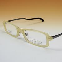 老眼鏡 [シニアグラス] カンダオプティカル スライト2 [アイボリー] 男性 女性 おしゃれ