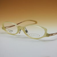 老眼鏡 [シニアグラス] カンダオプティカル スライト2 [ アイボリー] 強度 男性 女性 おしゃれ