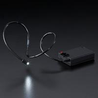 スポットライトミニ アルファーミラージュ LEDライト 精密機器 スポット 照明用品 KHM-201