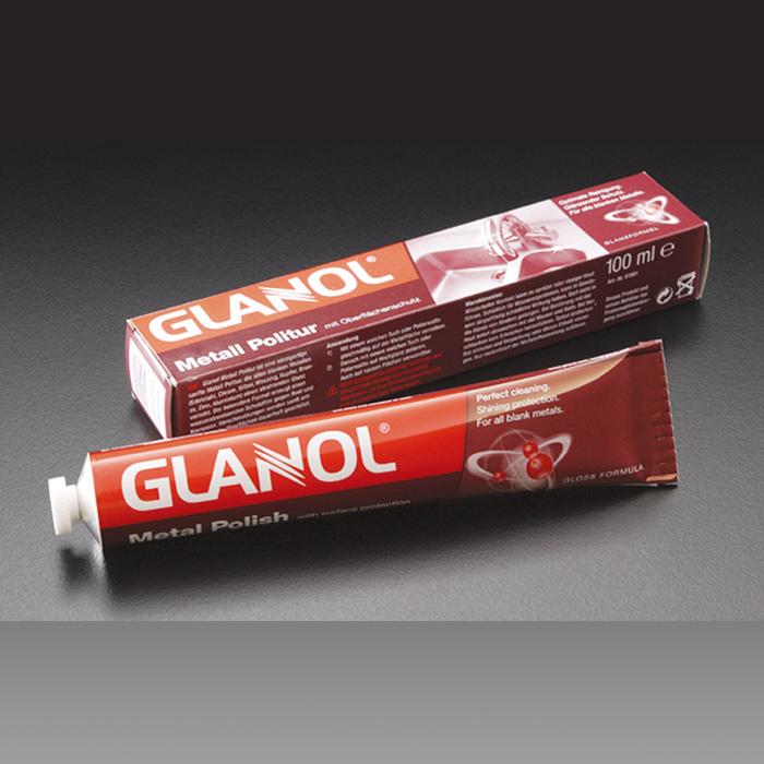 グラノール 研磨剤 金属 クリーナー 金属磨き剤 銀製品 磨き 黒ずみ シルバーアクセサリー シルバーリング 変色防止 ペースト状 メッキ剥がし