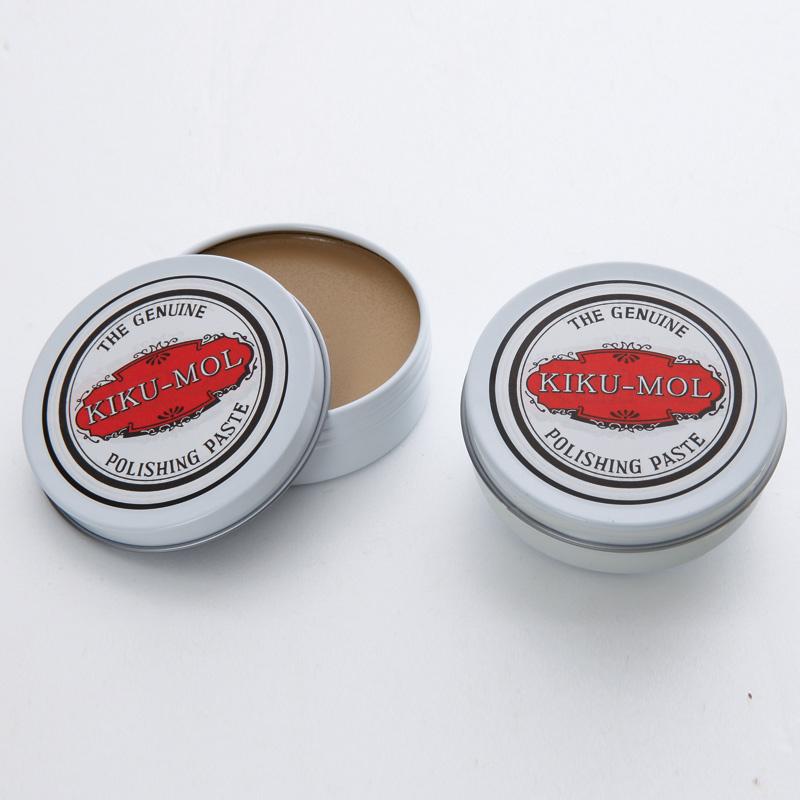 キクモール 研磨剤 ステンレス用 コンパウンド 時計磨き 50g ステンレス磨き 時計磨きキズとり おすすめ