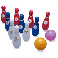 スポーツ玩具 カラフルボーリングセット キッズ ボーリング 自由研究 科学工作 体験学習 教材