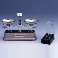 高感度上皿天びん HS-2 分銅付 村上衝器 てんびん 天秤 はかり 計り 計量 はかる 実験 理科