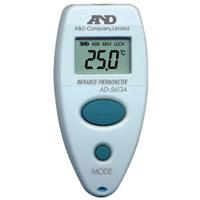赤外線放射温度計 AD-5613A エー・アンド・ディ 温度 温度計 計測 管理 設備 研究