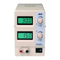 直流安定化電源AD-8723D エー・アンド・ディ 安定 電源 直流 実験 研究