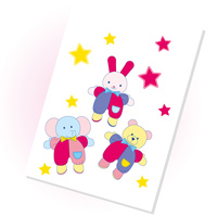 プレゼント袋 小 ラッピング 袋 ラッピング プレゼント お菓子 子供 学習教材 知育玩具