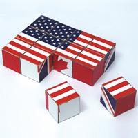 パズル 世界の国旗 パズル 知育玩具 社会 パズル 国旗 おもちゃ ゲーム 子供 学習教材 知育玩具
