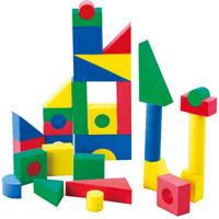 EVAブロック 個人用 知育玩具 ブロック おもちゃ 子供 学習教材 知育玩具