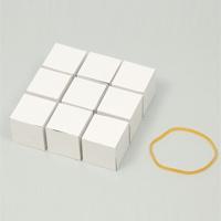 ブロック パズル ホワイトキューブパズル 知育玩具 組立 知育玩具