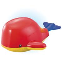 おふろ DE クジラくん お風呂 水遊び ランダムカラー 水遊び 風呂 プール おもちゃ 幼児 子供 学習教材 知育玩具