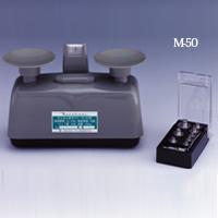 上皿天びん 村上式 M型 M-50 分銅付 村上衡器 理科 教材 天秤 天びん 理科 教材 量る 重さ 研究 実験 計量