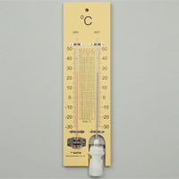 乾湿計 skSATO 学習教材 理科 湿度 測定 実験 理科 教材 学校教材 自由研究 夏休み 宿題