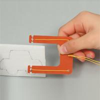 電流 発熱 実験セット 単1電池ボックス付 実験 電流 理科 教材 学校教材 自由研究 夏休み 宿題