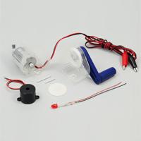 発電 マルチ発電機C 組み立てキット 理科 学校教材 実験 発電 実験キット 知育玩具 自由研究