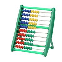 そろばん 10玉10列そろばん 7963 知育玩具 そろばん 計算 学習教材 自由研究