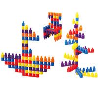 ブロック そうぞうブロックF 260ピース ケース入 7976 知育玩具