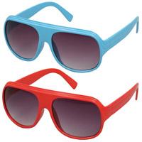 サングラス UVカット 子供用 カラーフレーム 【紫外線対策 グッズ】 【紫外線カット スポーツ】