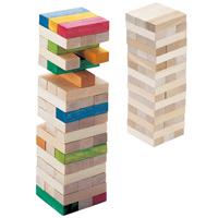 ゲーム 積木 木製つみきゲーム 木のおもちゃ 木製玩具 つみき 積木 おもちゃ 保育園 幼稚園 幼児 子供 学習教材 知育玩具