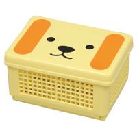 サンドイッチバスケット 犬 お弁当箱 ランチボックス 幼稚園 子供用 サンドウィッチ