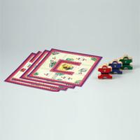 宝さがし ゲーム のりのり忍者の宝さがしゲーム 宝探しゲーム 知育玩具 子供 キッズ おもちゃ 学習教材 知育玩具 3歳 4歳 5歳 6歳