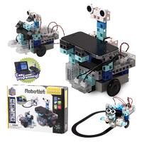 ブロック おもちゃ アーテックブロック ロボティスト センサーカー プログラミング 学習 日本製 ロボット Artec ブロック キッズ ジュニア パーツ 知育玩具 レゴ・レゴブロックのように自由に遊べます