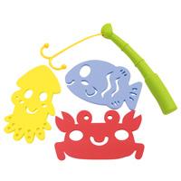 おふろDEフィッシング お風呂 知育玩具 子供 キッズ おもちゃ 学習教材