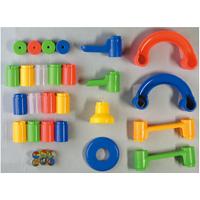 パイプコースター 知育玩具 知育玩具 学習教材