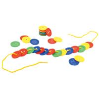 ひもとおし チップひもとおし 知育玩具 子供 キッズ おもちゃ 幼児 知育玩具
