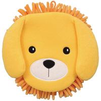 ソフトハンディー モップ イヌ マイクロファイバー 雑巾 デスク 掃除 アニマルモップ クリーナー ハンディークリーナー 掃除用 犬 いぬ わんこ ドッグ dog