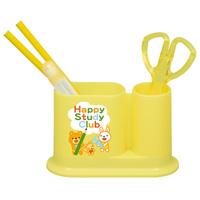 【メーカー在庫限り】 ペンスタンド スタディークラブ文具セット 鉛筆たて プレゼント 記念品 子供 キッズ おもちゃ 幼児 ペン立て