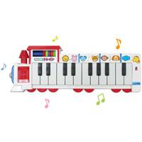 【メーカー在庫限り】 ニュートレインキーボード 知育玩具 子供用 子供 キッズ おもちゃ 幼児 楽器 ピアノ 知育玩具
