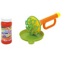 しゃぼん玉 ラッパシャボン玉 水遊び ランダムカラー 知育玩具 子供 キッズ おもちゃ 幼児 しゃぼん玉