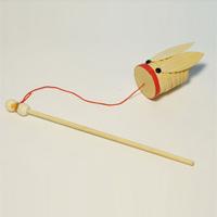 竹せみ 竹製玩具