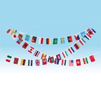 万国旗 10m 運動会 体育祭 文化祭 イベント