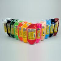 フラッグカラー 12色セット [200ml] 絵具 絵の具 えのぐ カラー 絵 絵画 図工 工作 美術 画材 文化祭 体育祭