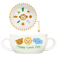 スープカップ ハッピーランチクラブ カップ 皿 食器 スープカップ ランチ キッチン用品 ベビー用品 幼児