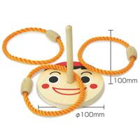 木製わなげあそび ピノキオ わなげ 輪投げセット 木のおもちゃ なげわ 投げ輪 ゲーム あそび おもちゃ 知育玩具 3歳 4歳 5歳 縁日 所さん テレビ