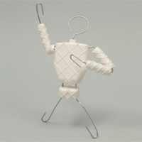 ビッグボディ芯材 スーパーライト[ねんど] 200g付 工作 手作り 美術 粘土付き