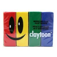 クレイトーン 4色組 プライマリー