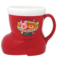 マグカップ クリスマスブーツ型マグカップ クリスマス プレゼント ギフト