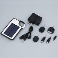 ソーラーチャージャー ソーラー充電器 携帯電話 携帯充電器 FOMA SoftBank3G DS Lite スマートフォン スマホ PSP iPhone(iPhone5は非対応) iPod