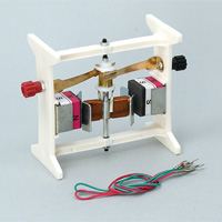 電磁石モーター説明器 子供 キッズ 小学生 実験 理科 学習教材